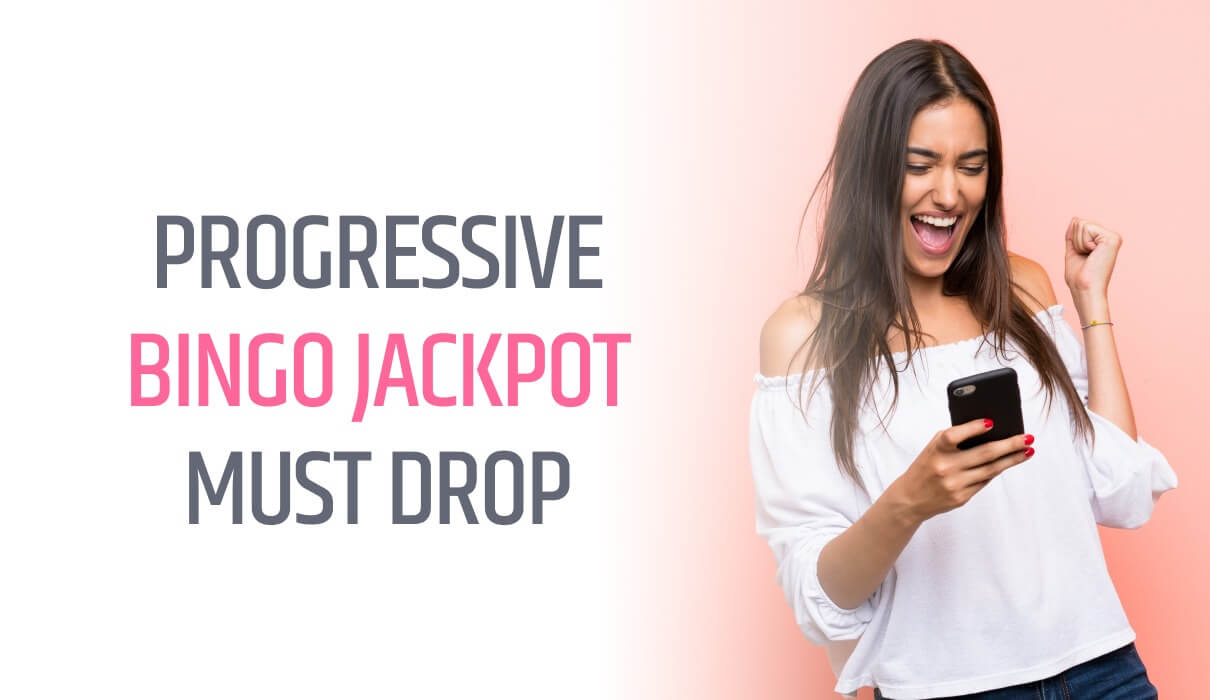 Our Must Drop Bingo Jackpots have arrived at three of our very popular 90-ball bingo rooms: Chatterbox, 90's Extreme and Even Stevens.