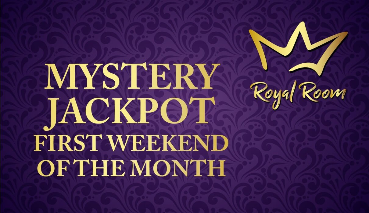 Welcome to our very own Royal Room Mystery Jackpot game which you can find under the Royal Room tab. Win real-money credits with us!