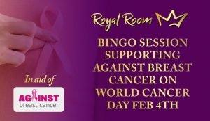 Royal Room Fundraiser